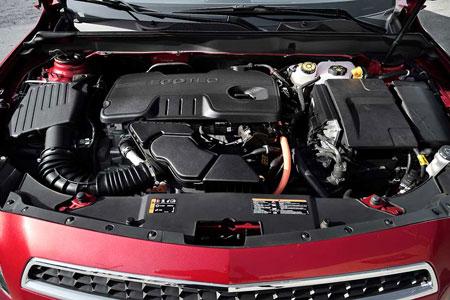 Мотор Chevrolet Malibu