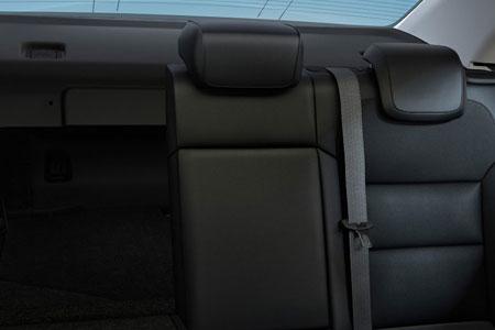 Задний диван Chevrolet Malibu